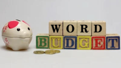 What's your Word Budget?