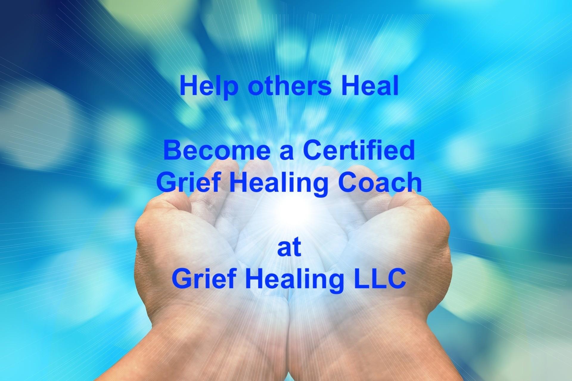 Grief Healing Coach