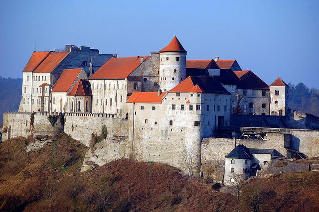 Burgfest ~ a SPECTACULAR Bavarian Castle Festival