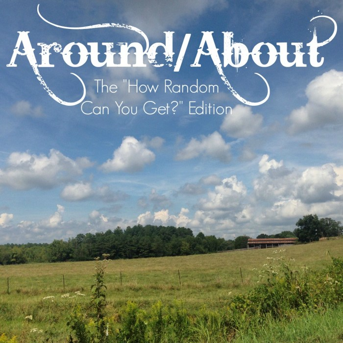 AroundAbout - Link Love