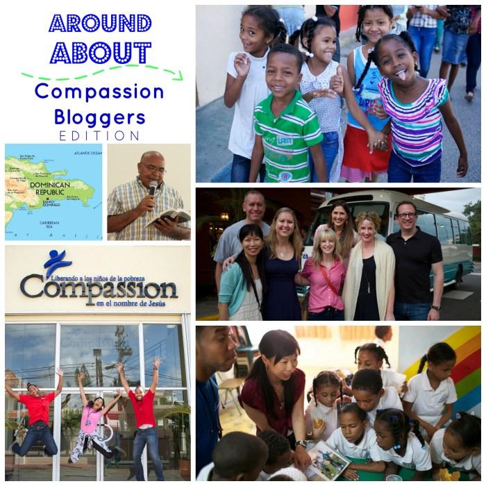 Compassion Bloggers in the Dominican Republic