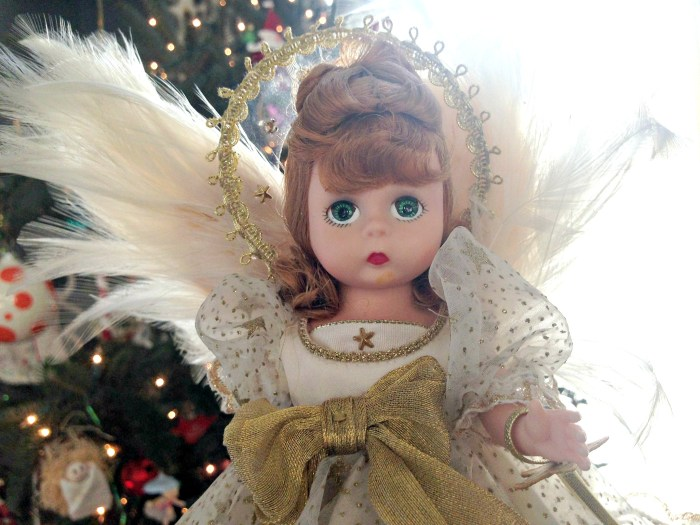 Madame Alexander Angel Tree Topper