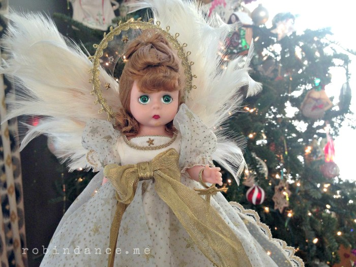 Madame Alexander Christmas Angel