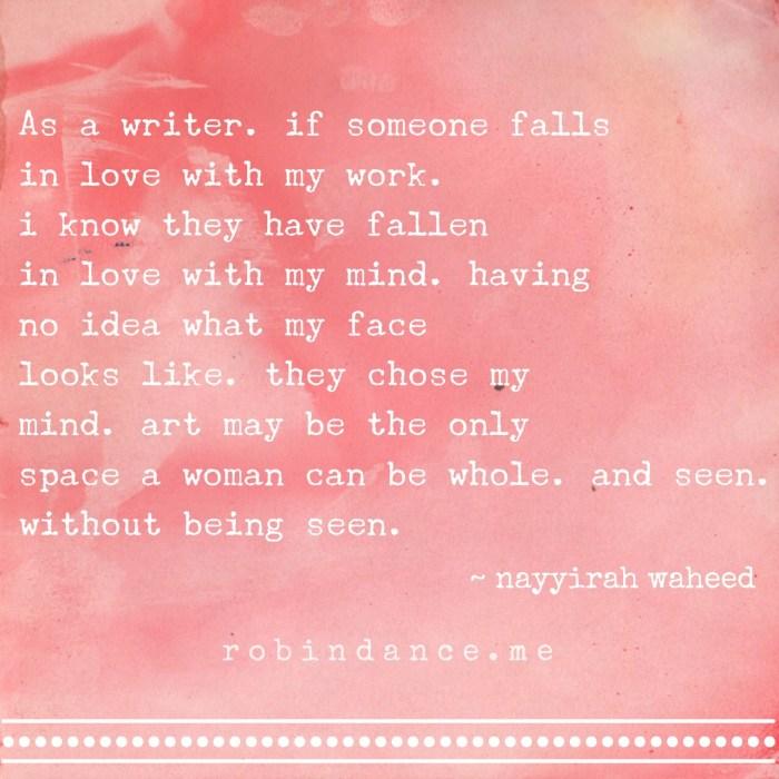 nayyirah waved writer poem - robindance.me