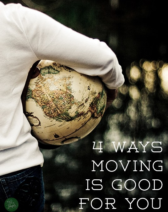 A Rearview Perspective on Why Moving is Good for You