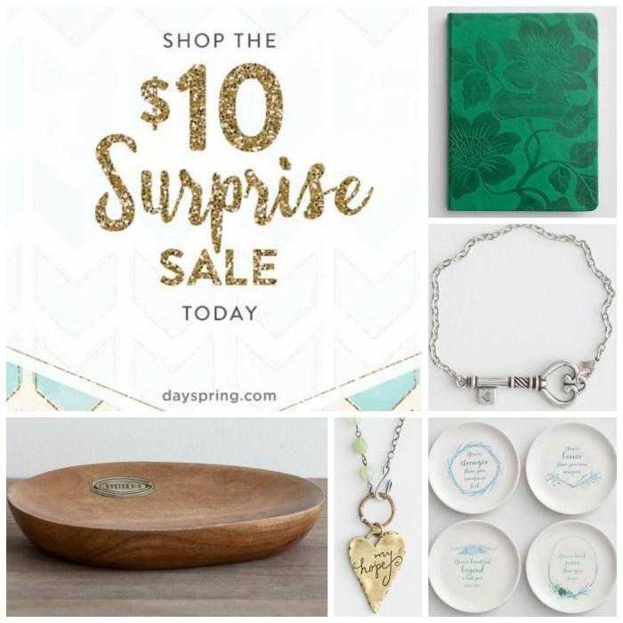 DaySpring-10-Surprise-Sale