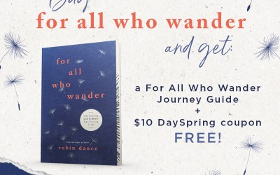 """Free: 3 Special """"For All Who Wander"""" Gifts Just for You!"""