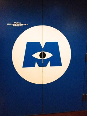 The Monsters, Inc. Laugh Floor is a great show and not one to miss! Just watch out for 'That Guy!'
