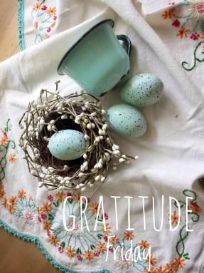Gratitude Friday
