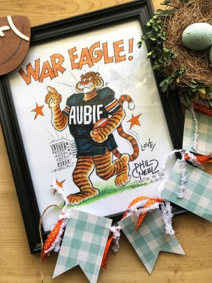 Aubie and Nest