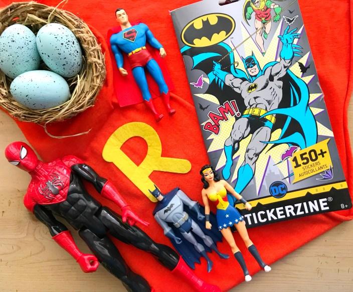 DC Superhero Nest