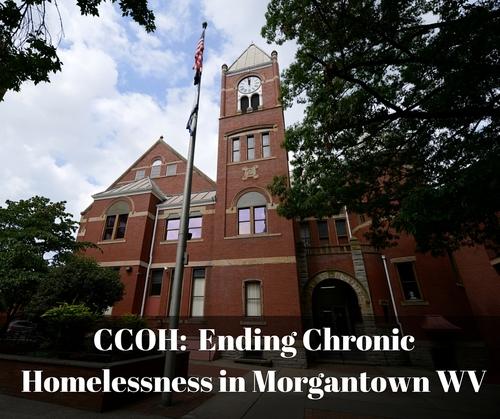 Ending Chronic Homelessness in Morgantown: Zero 2016