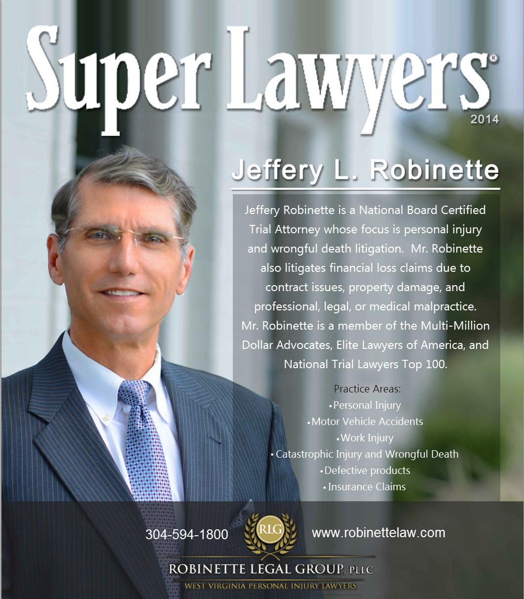 West Virginia Personal Injury Lawyers – Home
