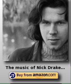 Nick Drake's Music at Amazon