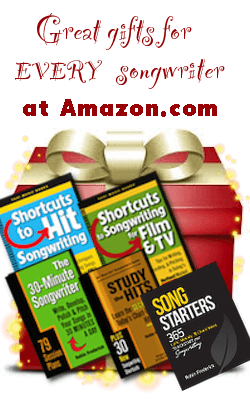 Robin's songwriting books at Amazon.com