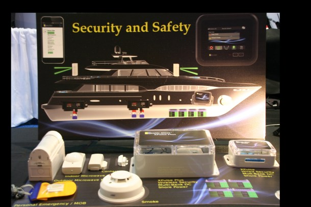 Nautic Alert Security and Safety System