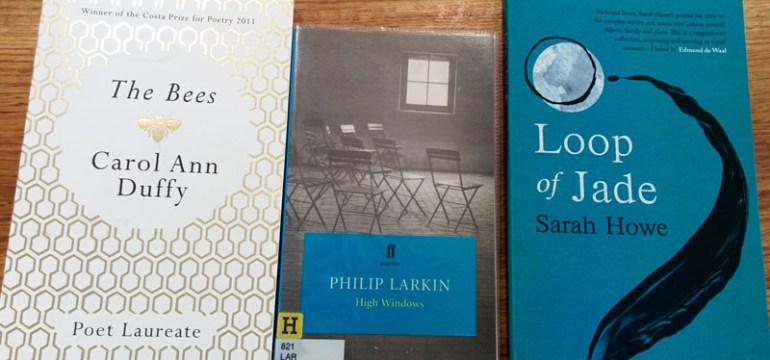 Duffy, Larkin & Howe - the Reading LIst week 3