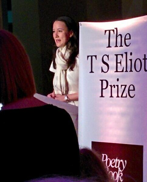 sarah howe wins TS Eliot prize 2016