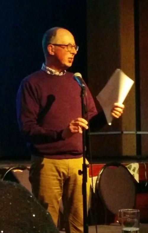Antony Mair, Hastings Poetry Stanza
