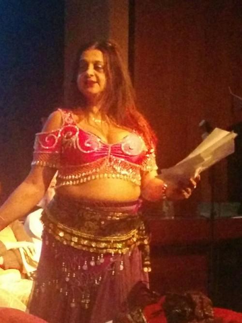 Jasmine from Rottingdean Writers