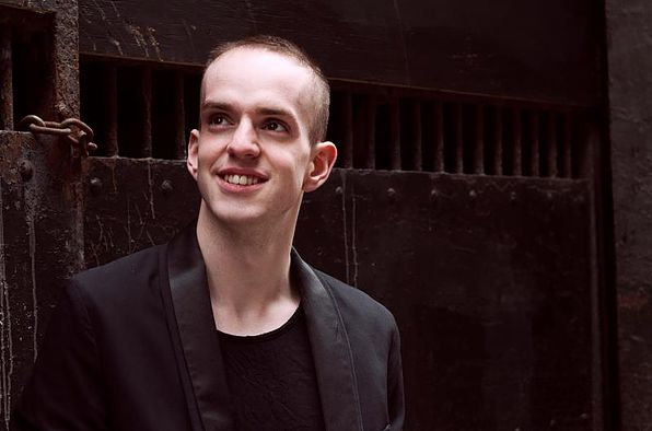 andrew mcmillan photographed by Innes Morrison