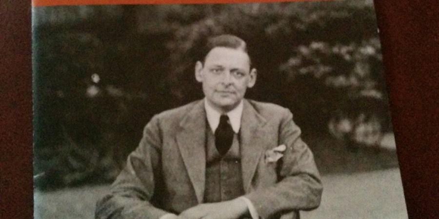 TS Eliot prize readings programme