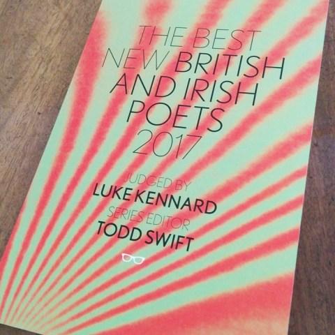 Eyewear - Best New British and Irish Poets anthology