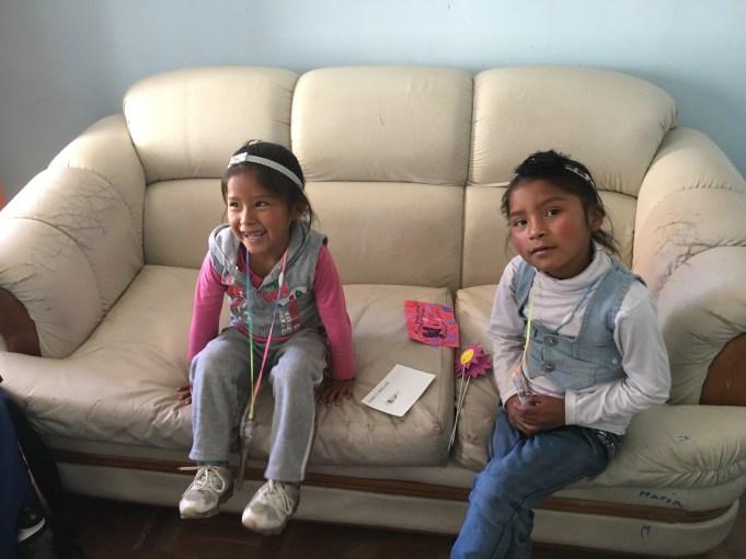 Celeste y Nicole