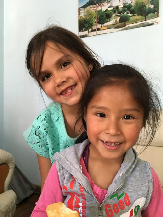 Gabriella y Celeste