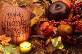 Give Thanks to God