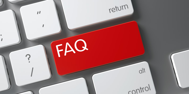 Frequently Asked Questions