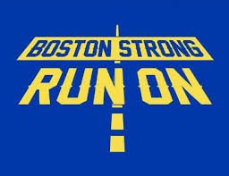Boston Strong: Run On paint image