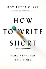cover of a book, how to write short, by roy peter clark