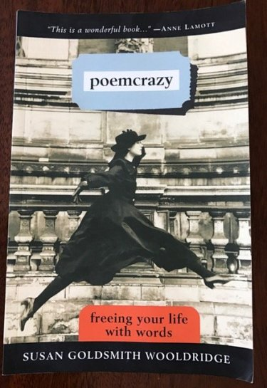 book cover: Poemcrazy