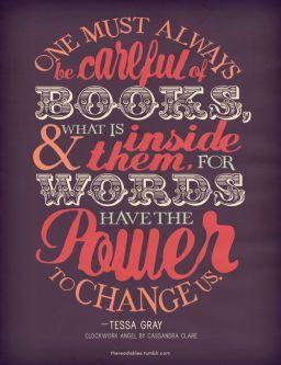 Quotes: CarefulOfBooks_TessaGray
