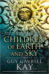 Teaser Tuesday: Children of Earth and Sky