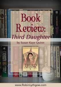 Book Review: Third Daughter, by Susan Kaye Quinn