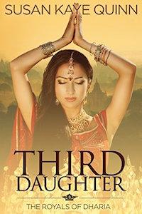 Third Daughter, by Susan Kaye Quinn