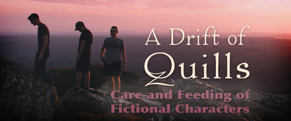 A Drift of Quills: Care and Feeding of Fictional Characters