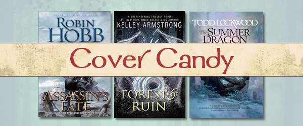 Cover Candy #08: The One with Dragons