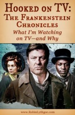 If you're looking for another retelling of the Frankenstein novel, this isn't it—but The Frankenstein Chronicles is a fascinating and creative tale in which the book figures. It's horror, mystery—and sci-fi. And who *is* the antagonist? https://robinlythgoe.com