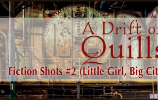 A Drift of Quills, Patricia Reding, P.S. Broaddus, writing, short stories, flash fiction