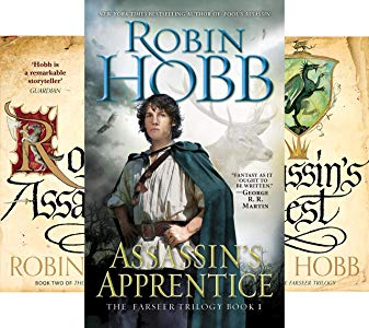 The Farseer Trilogy, by Robin Hobb — Books that surprised me!