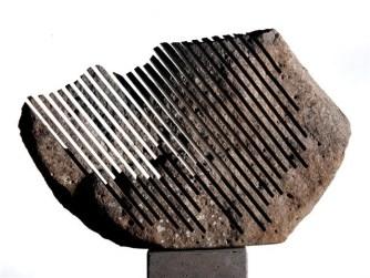 sculpture by Pinuccio Sciola
