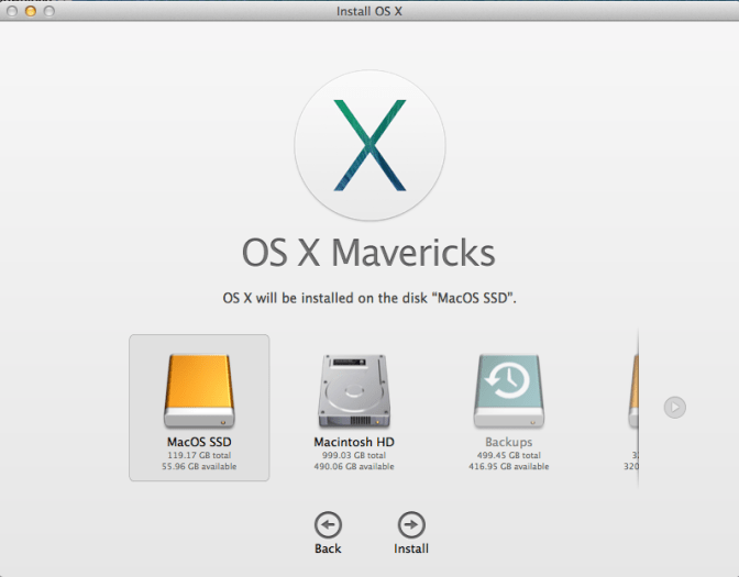 how to transfer os x to new ssd