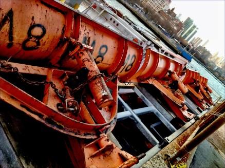 Plow stack | Manhattan 2013