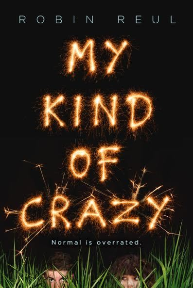 This image has an empty alt attribute; its file name is MyKindOfCrazy_BookCover.jpg