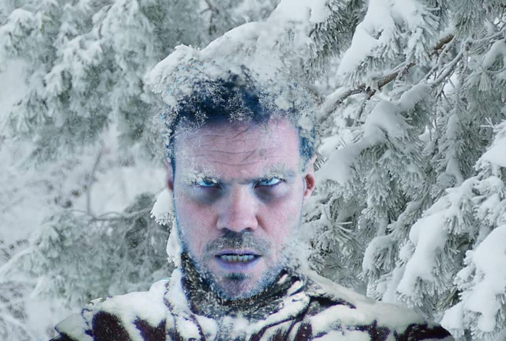 Jack Nicholson Frozen Snow