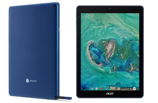 tablette ACER sous Chrome OS