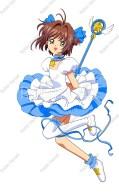 Cardcaptor Sakura Blue